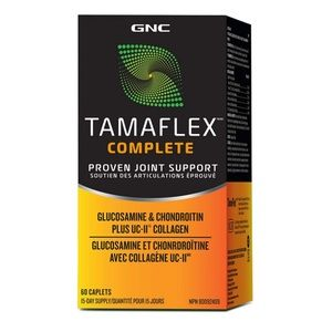 ⭐️NEW⭐️GNC Tamafle Complete, 60 Cap Joint Support